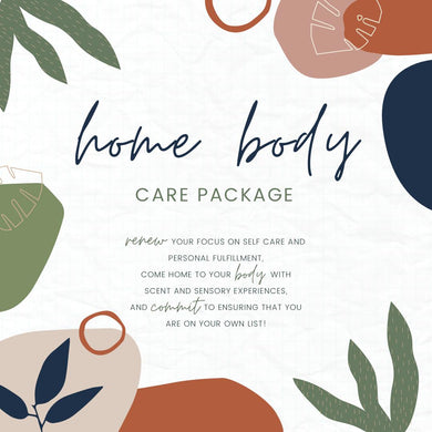 Home Body Care Package