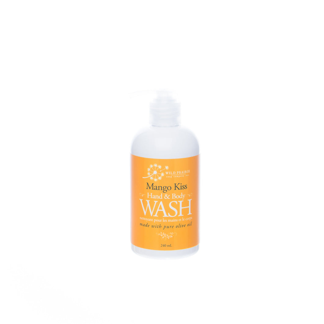 Wild Prairie Hand Wash - Mango Kiss 240ml