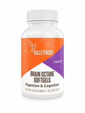 Brain Octane Softgels 60 Ct.