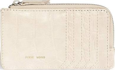 Pixie Mood Quinn Wallet - White Croc
