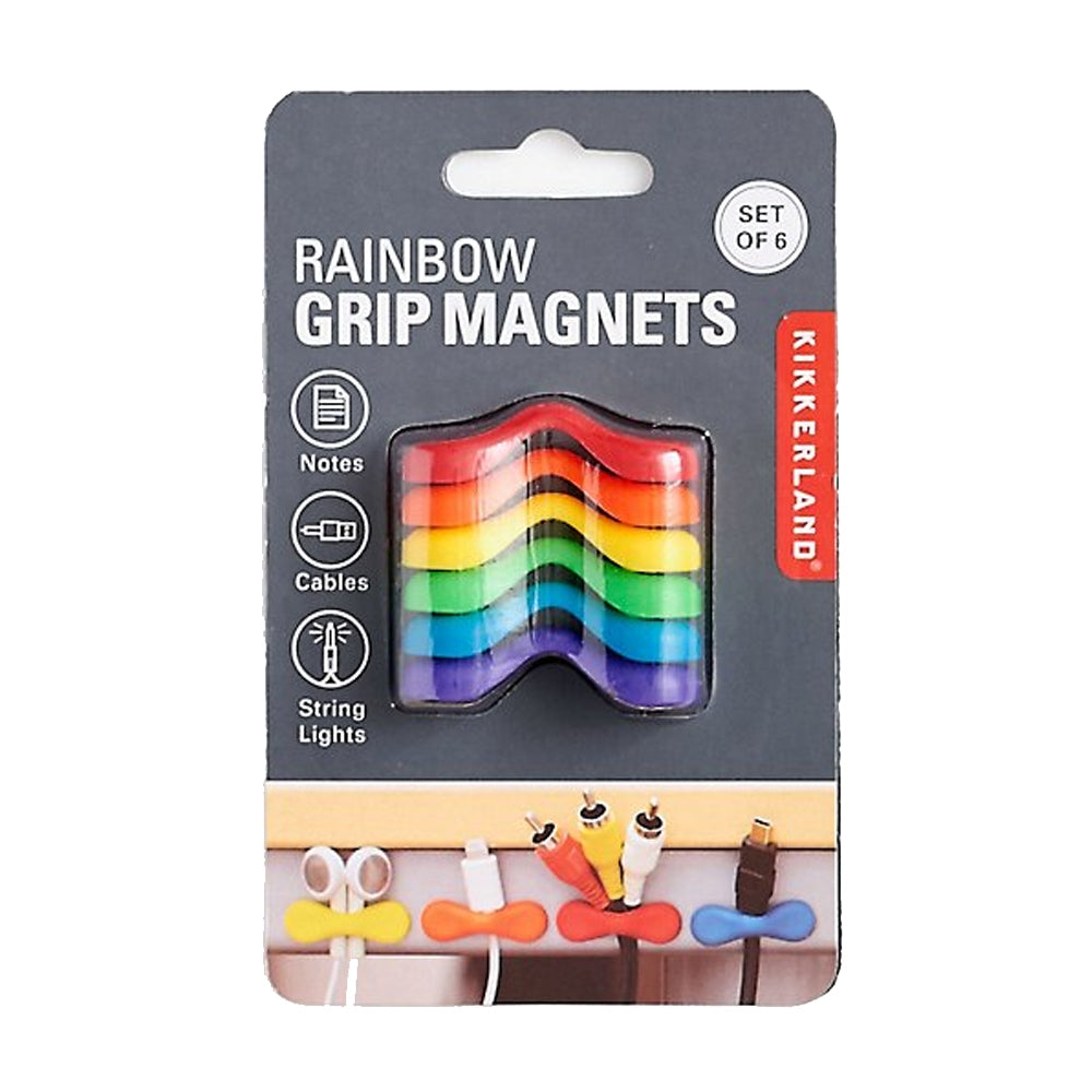 Rainbow Grip Magnets