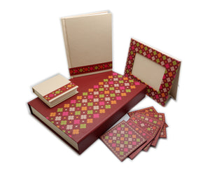 Phulkari Collection 1 (maroon)