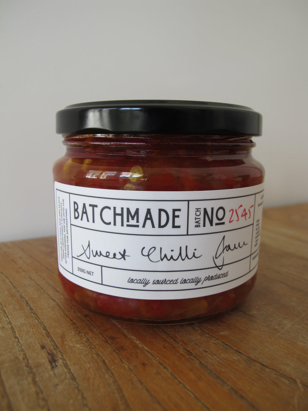Sweet Chilli jam by BatchMade