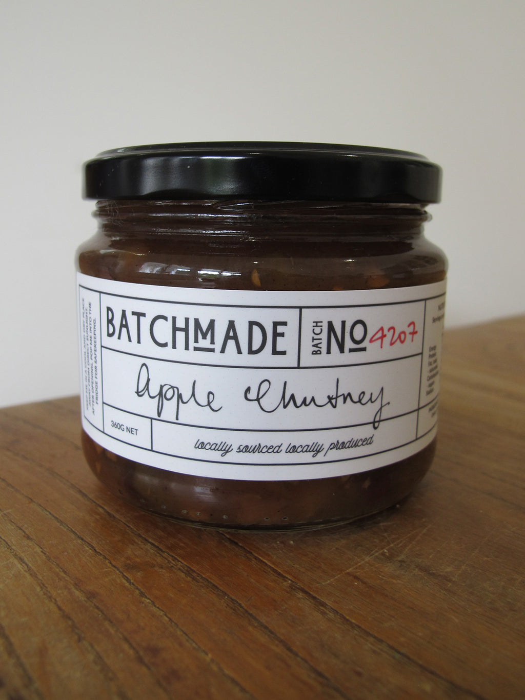 Apple chutney by BatchMade