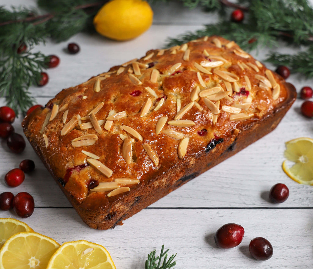 Quick breads are a holiday staple