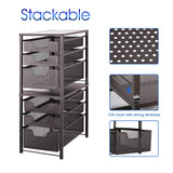 Discover simple trending 3 tier under sink cabinet organizer with sliding storage drawer desktop organizer for kitchen bathroom office stackbale bronze