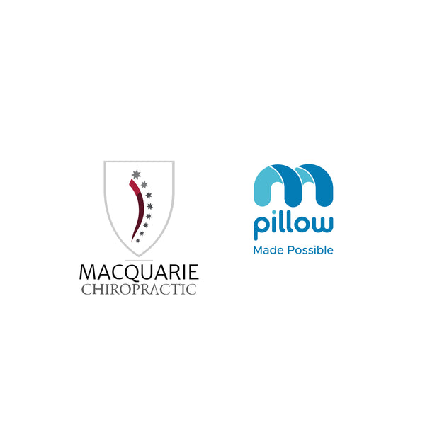 Macquarie Chiropractic and Mpillow collaboration