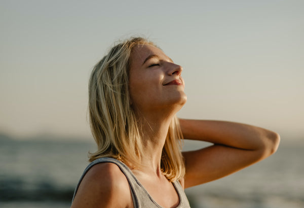 How to gauge the right posture by breathing