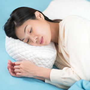 FibreCool Mpillow - Ergonomic pillow for Shoulder/Neck Pain
