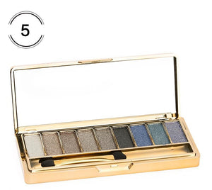 Shimmer Diamond Eye Shadow Palette