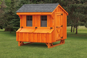 Quaker 4x6 Chicken Coop