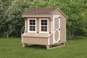 Quaker 5x6 Chicken Coop