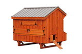 Quaker 5x8 Chicken Coop
