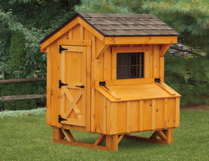 Quaker 4x4 Chicken Coop