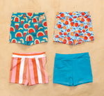 Kids Euro Swim Shorts