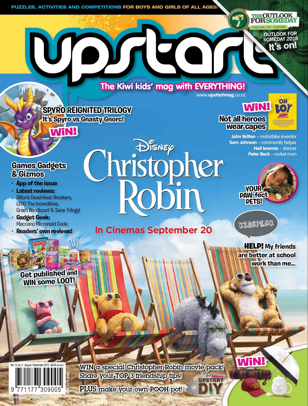 August / September 2018 Issue
