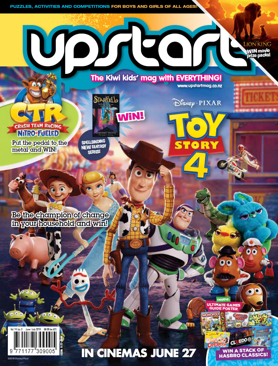 June / July 2019 Issue