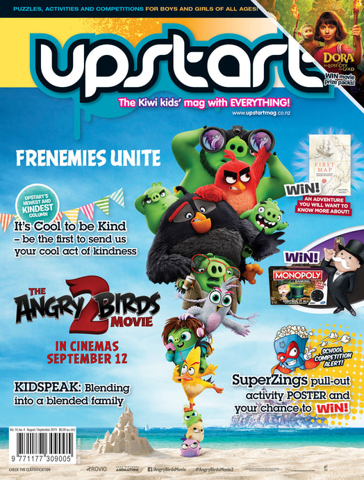 August / September 2019 Issue