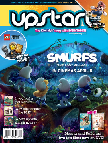 April / May 2017 Issue