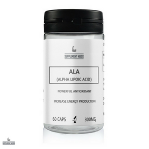 SUPPLEMENT NEEDS ALPHA LIPOIC ACID - 60 CAPSULES