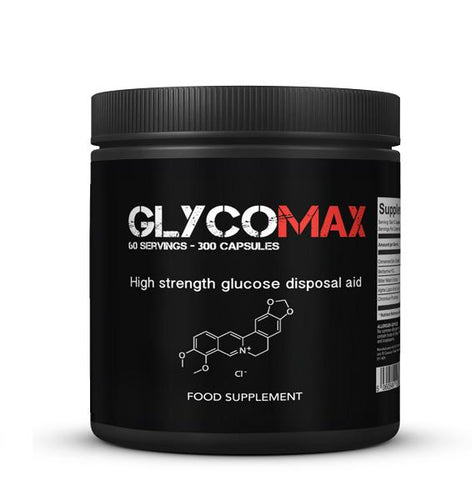 STROM PRESENTS - GLYCOMAX 300 CAPS - 60 SERVINGS