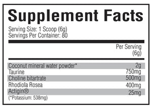 Hydration Formula - 80 Servings