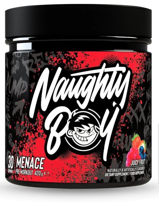 NAUGHTY BOY MENACE PRE-WORKOUT
