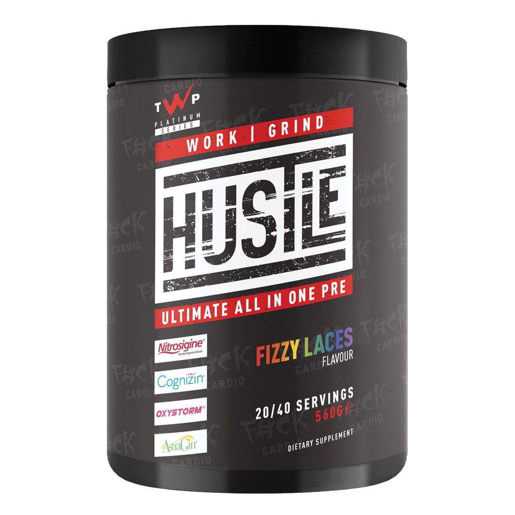 TWP - HUSTLE - PREWORKOUT