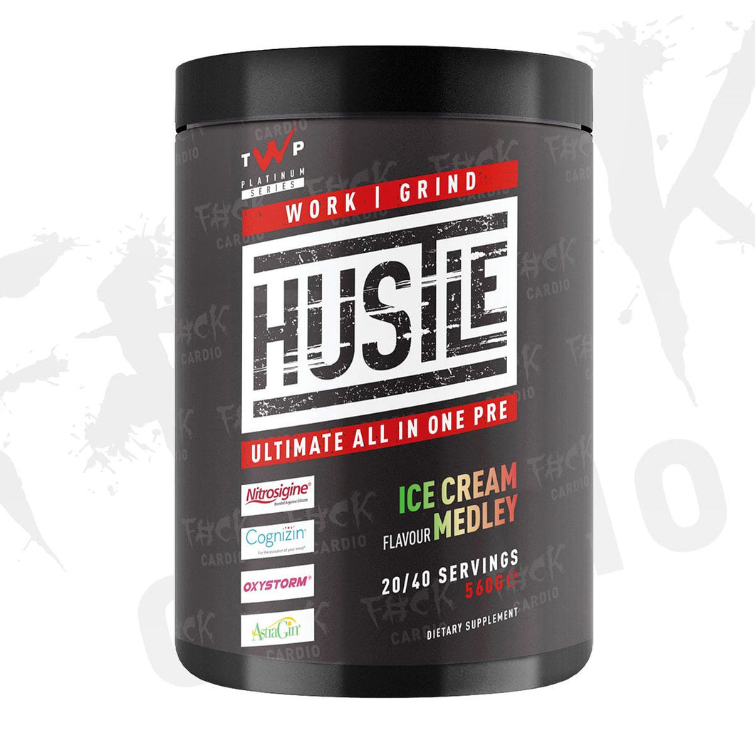 TWP - HUSTLE - PREWORKOUT - NEW FLAVOUR