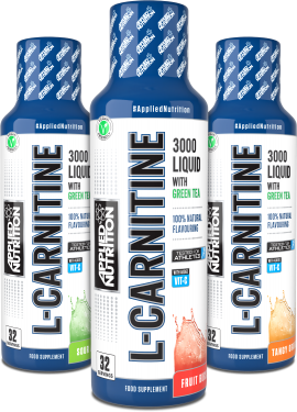 L-Carnitine Liquid 3000 with Green Tea