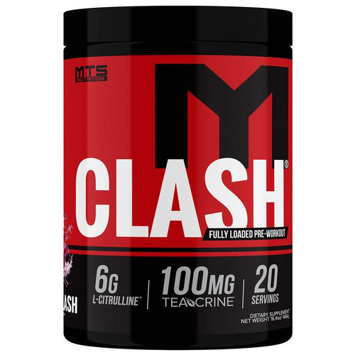 CLASH FULLY LOADED PRE-WORKOUT