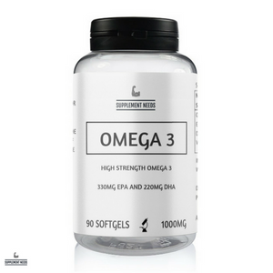 OMEGA 3 HIGH STRENGTH - 90 SOFTGELS