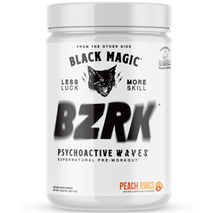 BZRK High Potency Pre-Workout Sample
