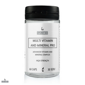 MULTI VITAMIN AND MINERAL PRO - 120 Tablets