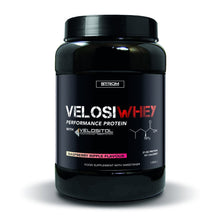 Load image into Gallery viewer, STROM VELOSIWHEY - 1.2KG - 2.4G VELOSITOL PER SERVING - 80% WHEY - 20% CASEIN BLEND