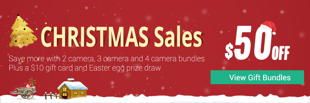 simcam Christmas sales