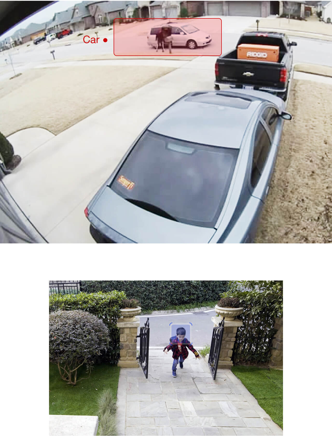 SimCam Alloy 1S can alert you if an unknown car stops outside your house for longer than 15 seconds
