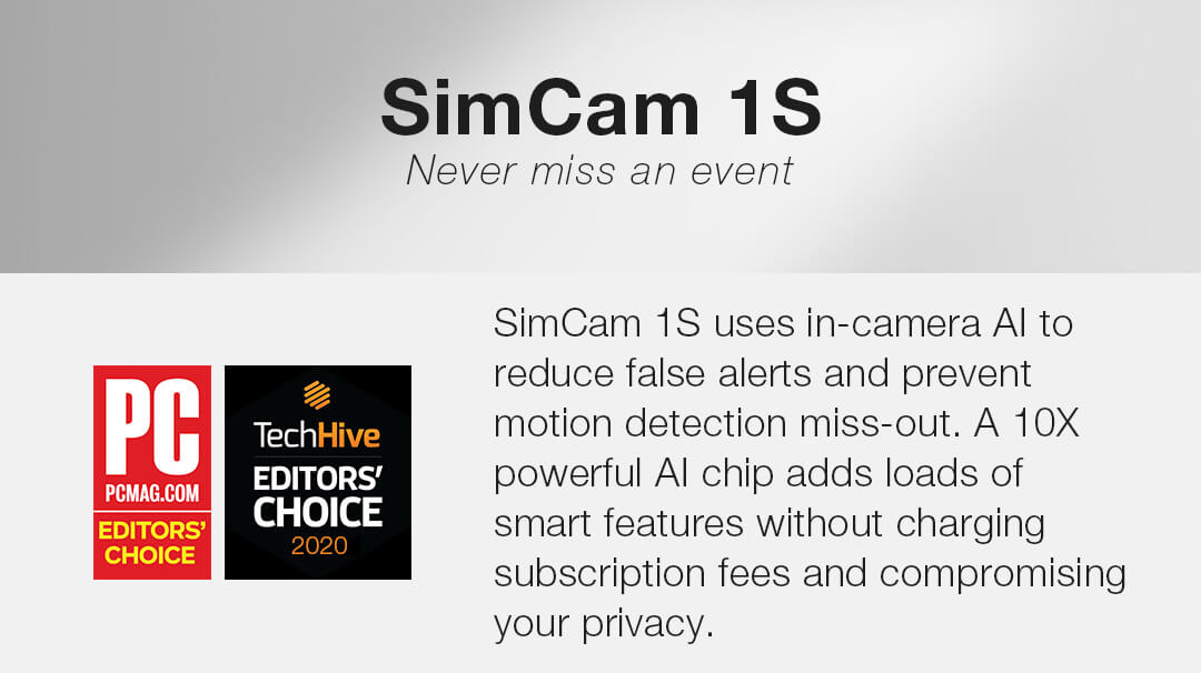 simcam 1s
