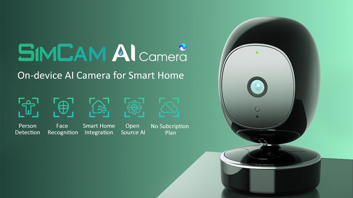 SimCam is different from other security cameras