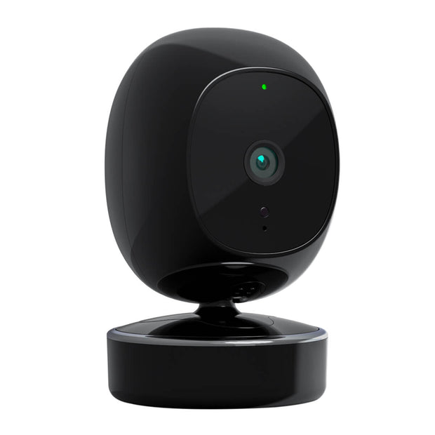 SimCam 1S AI Indoor Home Security Camera with AI motion sensing, person/pet/car detection, facial recognition, 1080 FHD & Night Vision, 360° pan