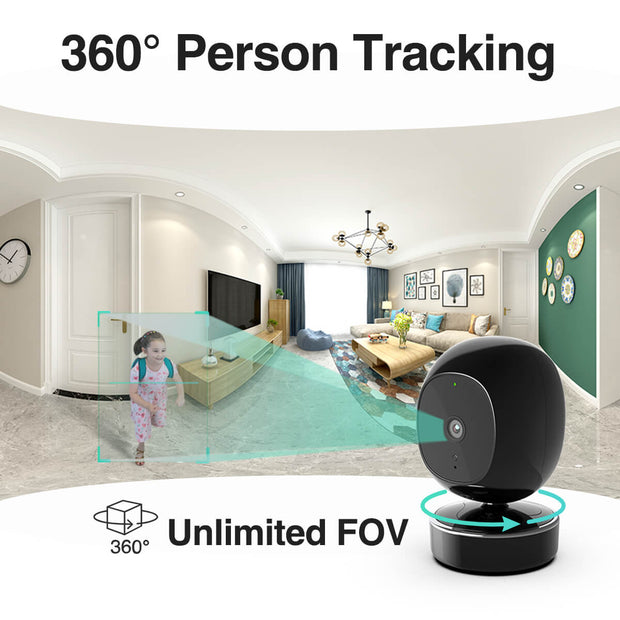 simcam 1s ai indoor security camera