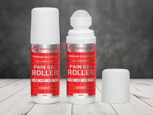 NovaCBD Pain Roller 90mL | 2500mg - NovaCBD