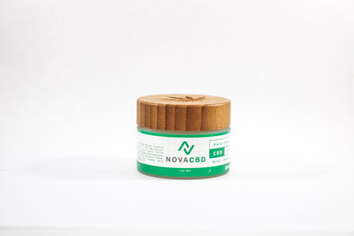 NovaCBD Daily Facial Moisturizing Cream - NovaCBD