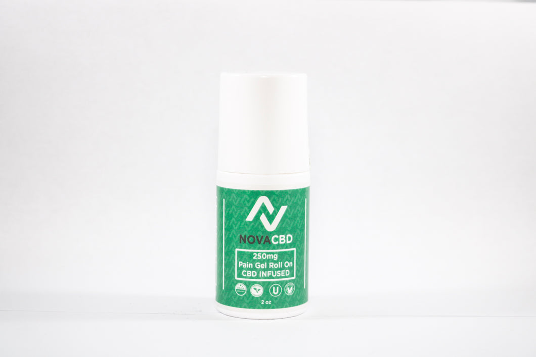 NovaCBD CBD Roll-on Cream | 250mg - NovaCBD