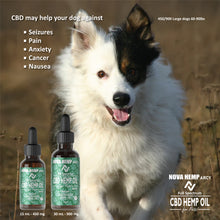 Load image into Gallery viewer, 30mL CBD Dog Oil - NovaCBD