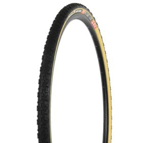Challenge Baby Limus Pro Tire 700x33C Folding Tubular Natural Super Poly 300TPI Beige