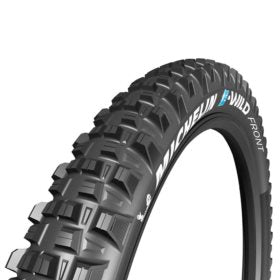 Michelin E-Wild Front Tire 27.5''x2.60 Folding Tubeless Ready E-GUM-X GravityShield 3x60TPI Black
