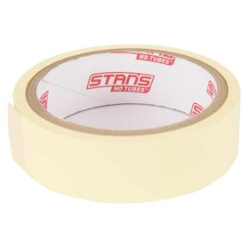 Stan's No Tubes Rim Tape Yellow 25mm x 9.14m roll