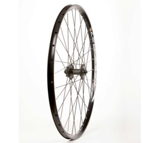 Wheel Shop Sun Inferno 27 Black/ Shimano Deore HB-M525 Wheel Front 27.5'' / 584 Holes: 32 QR 100mm Disc IS 6-bolt