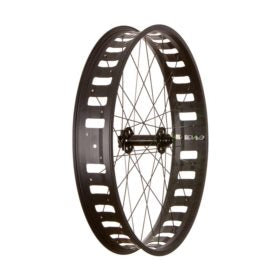 Wheel Shop Evo JP95 Black/ Novatec D201SB Wheel Front 26'' / 559 Holes: 32 15mm TA 150mm Disc IS 6-bolt